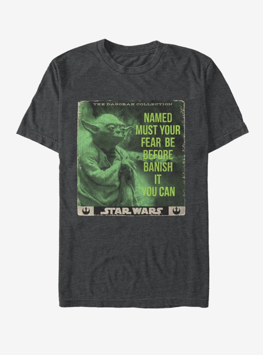 Star Wars Dagobah Records T-Shirt