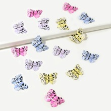 16 Stuecke Kleinkind Maedchen Brosche in Schmetterlingform