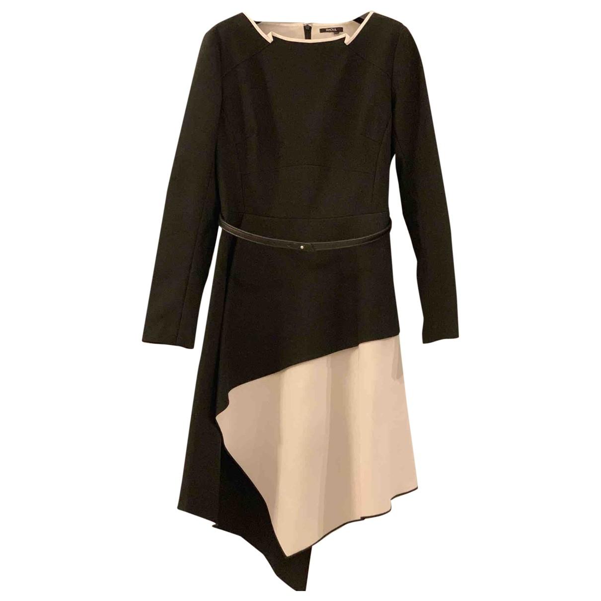 Raoul \N Black dress for Women 14 UK