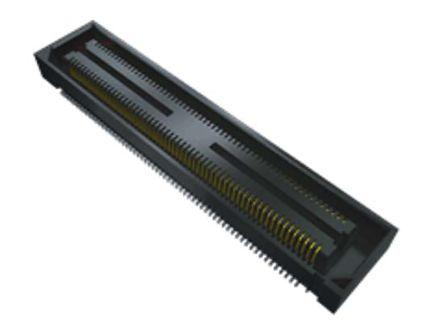 Samtec , BSH 0.5mm Pitch 90 Way 2 Row Vertical PCB Socket, Surface Mount, Solder Termination (60)
