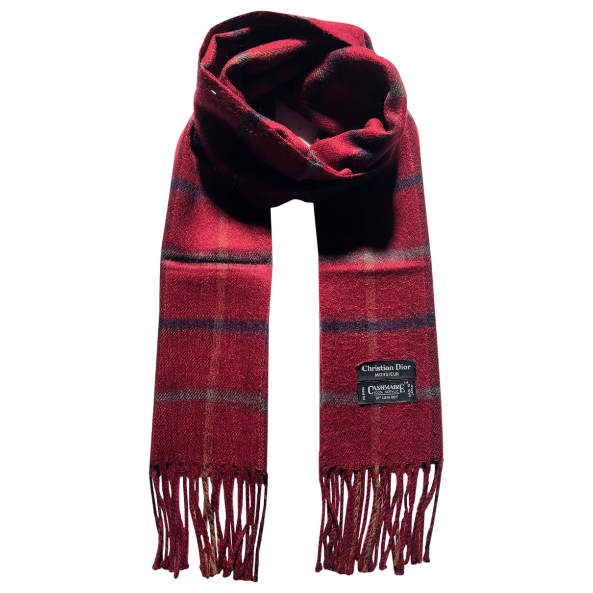 Burberry \N Red scarf for Women \N