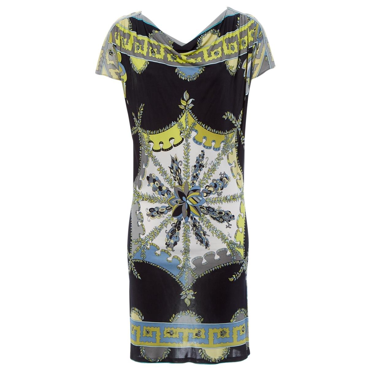 Emilio Pucci \N Black dress for Women 40 IT