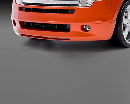 3dCarbon 691501 Front Air Dam Ford Edge 07-10