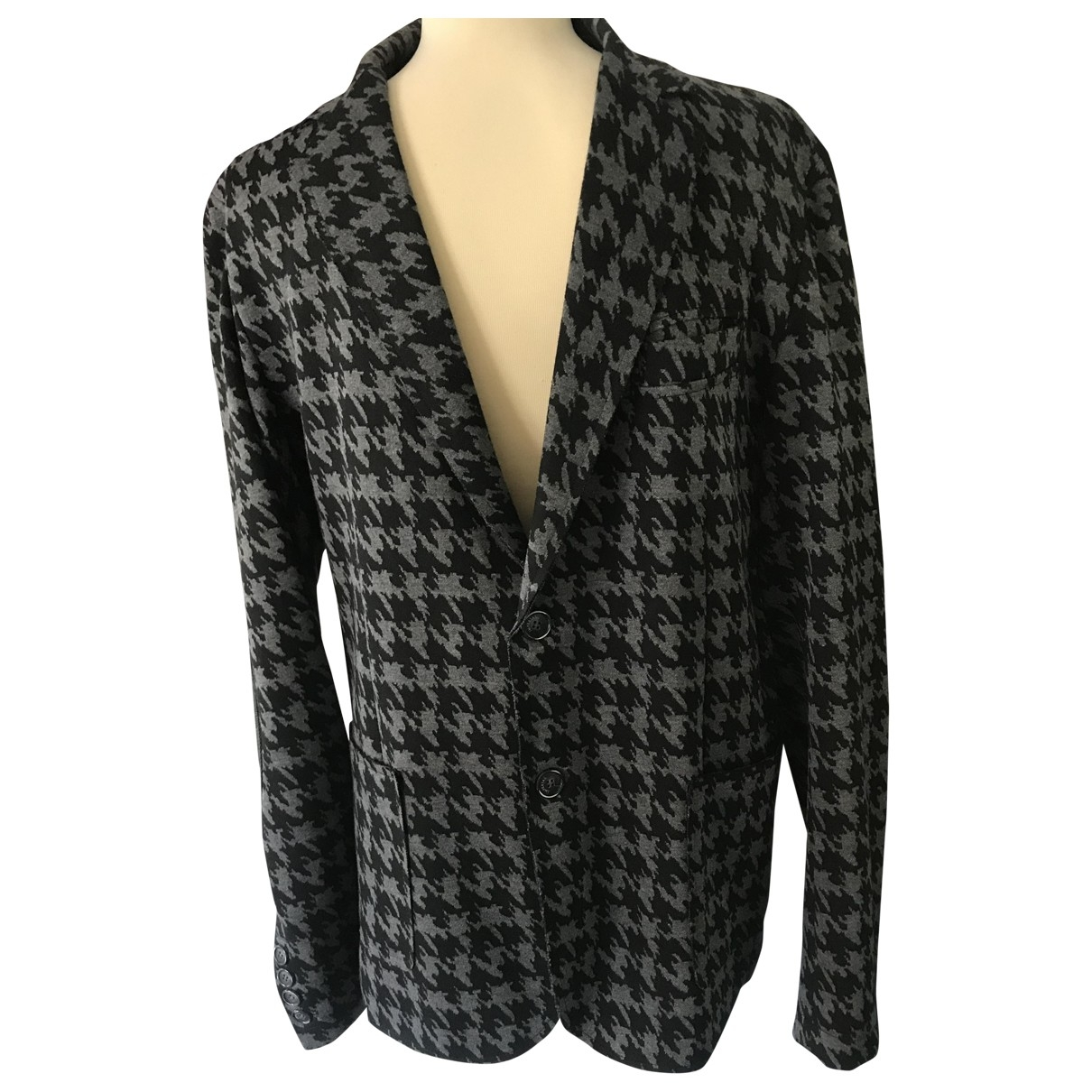 Impérial \N Anthracite Wool jacket  for Men XL International