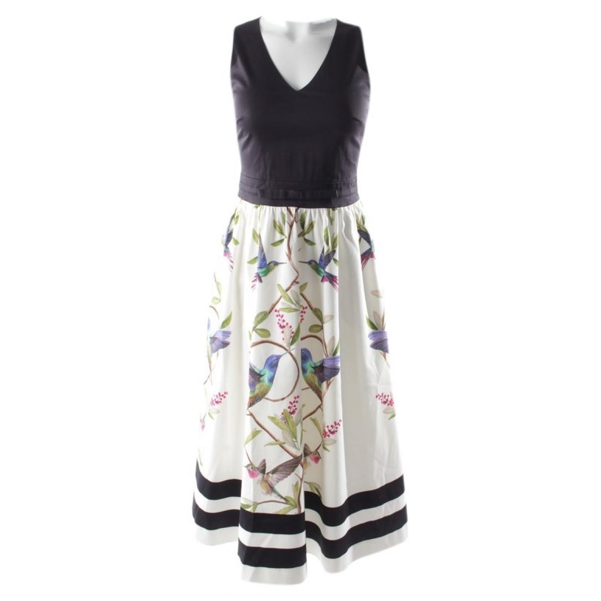 Ted Baker \N Kleid in  Bunt Baumwolle