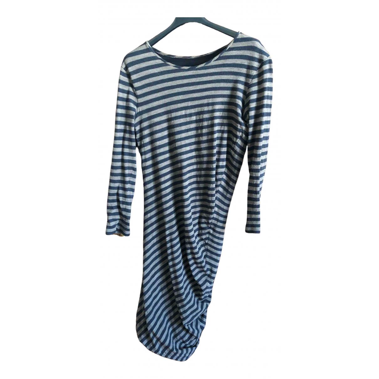 Sport Max \N Kleid in  Kamel Wolle