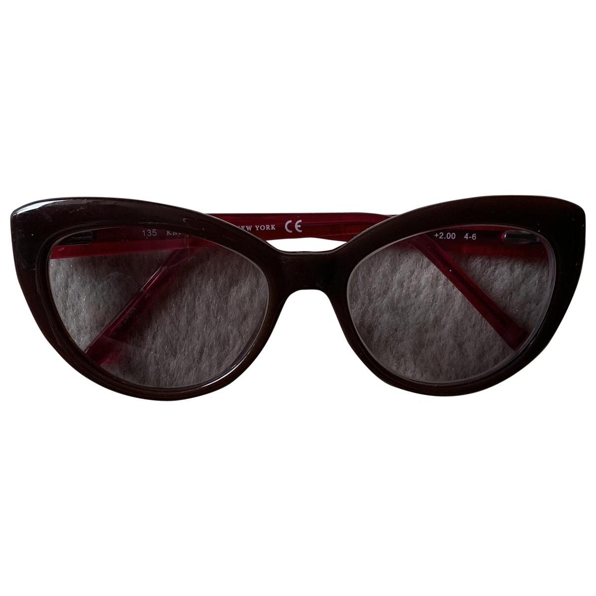 Kate Spade \N Pink Sunglasses for Women \N