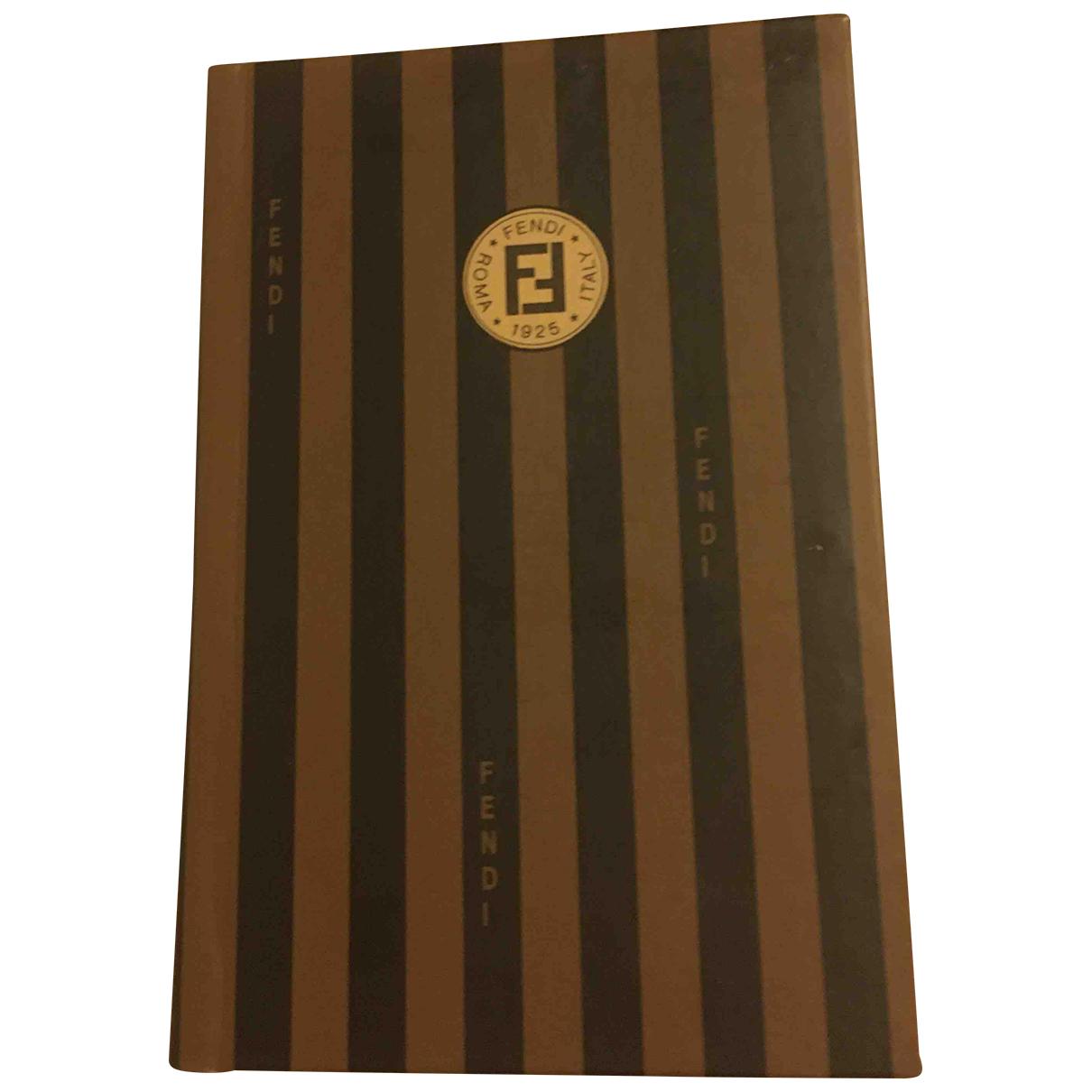 Cuaderno Fendi