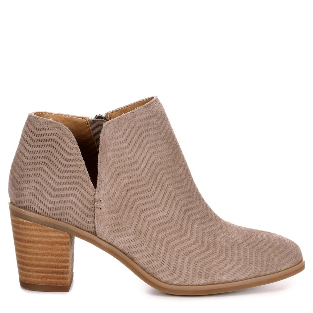 Lucky Brand Womens Parnesa Ankle Bootie