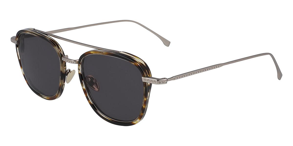 Lacoste L104SND 210 Men's Sunglasses Tortoise Size 49