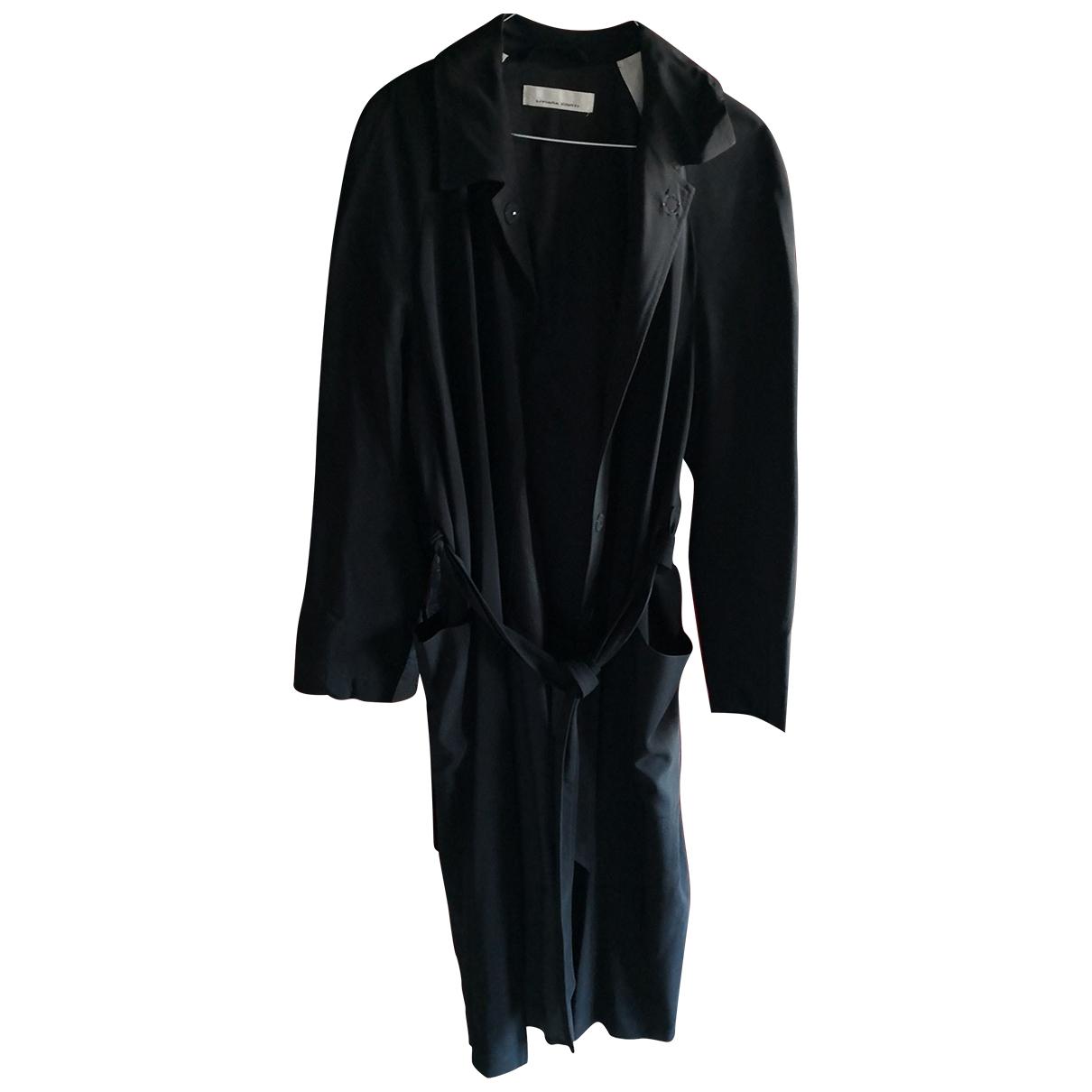 Liviana Conti \N Black coat for Women 44 IT