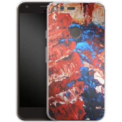 Google Pixel XL Silikon Handyhuelle - Macro 11 von Gela Behrmann