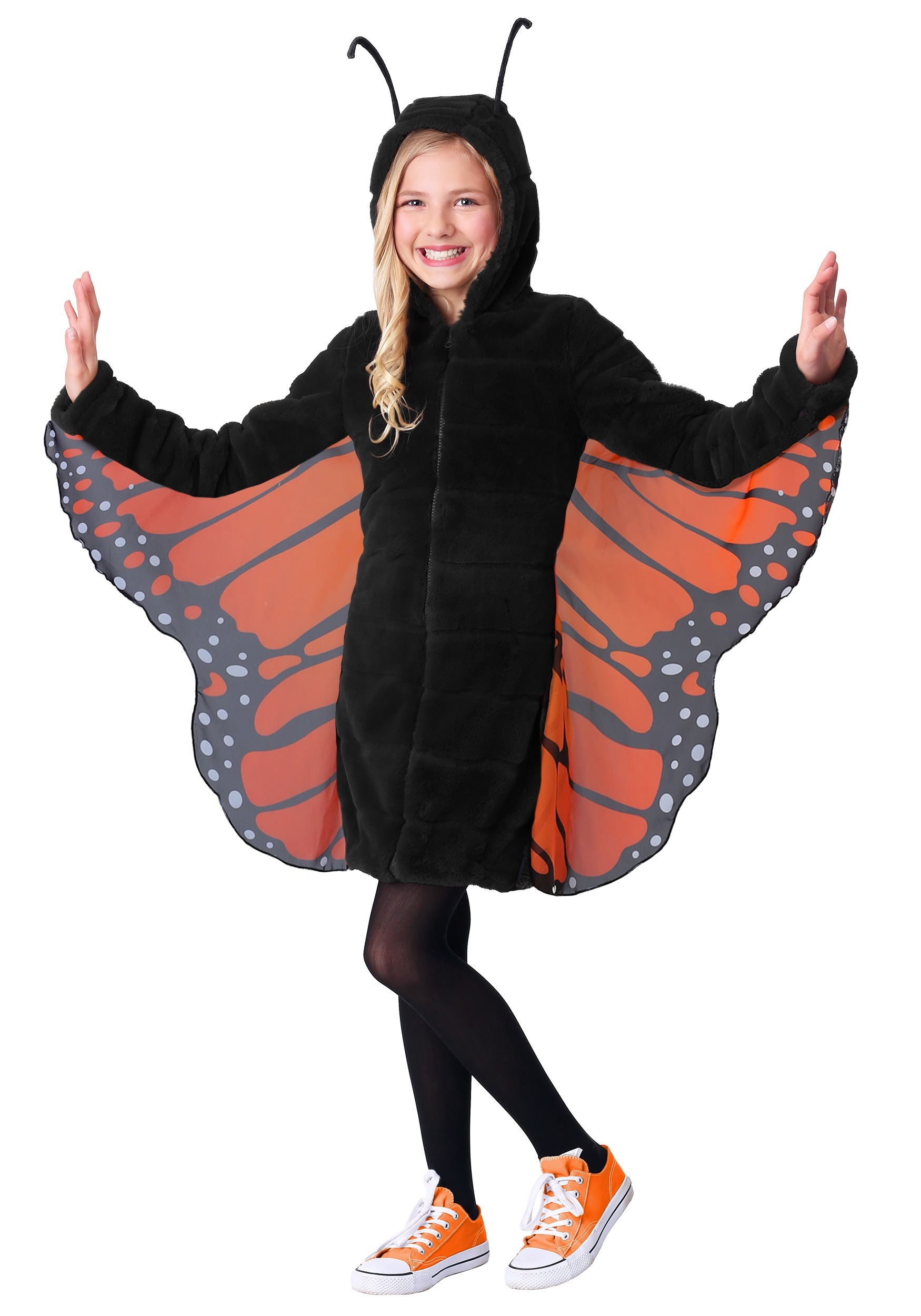 Cozy Monarch Costume for Girls