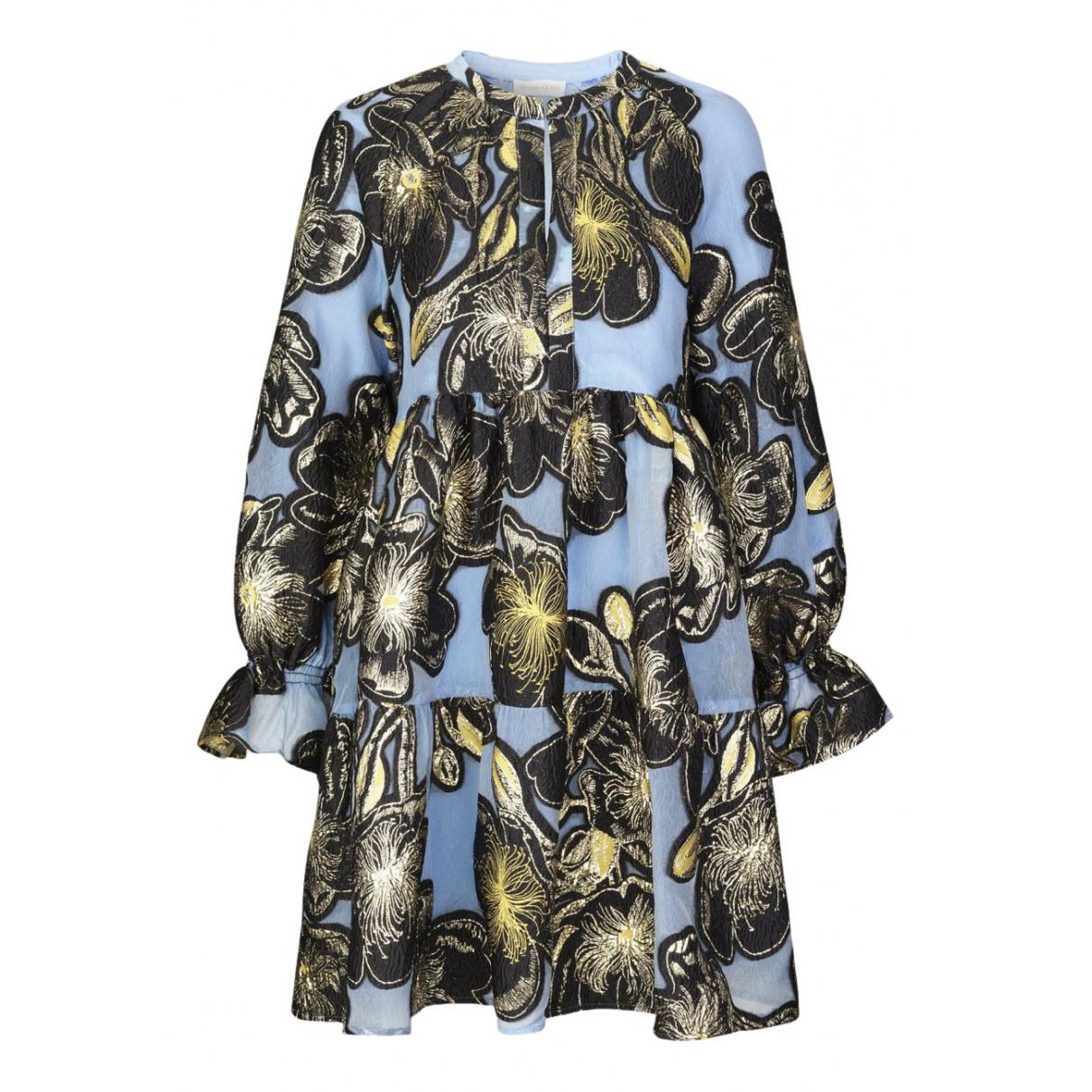 Stine Goya \N Kleid in  Bunt Polyester