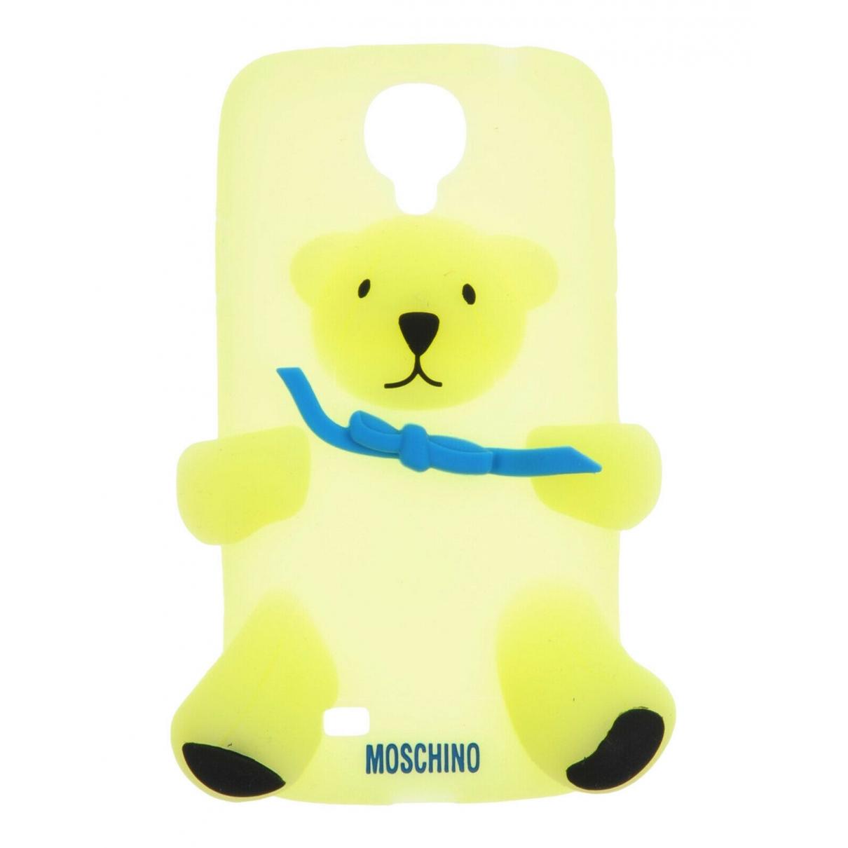 Moschino \N Cloth Phone charms for Women \N