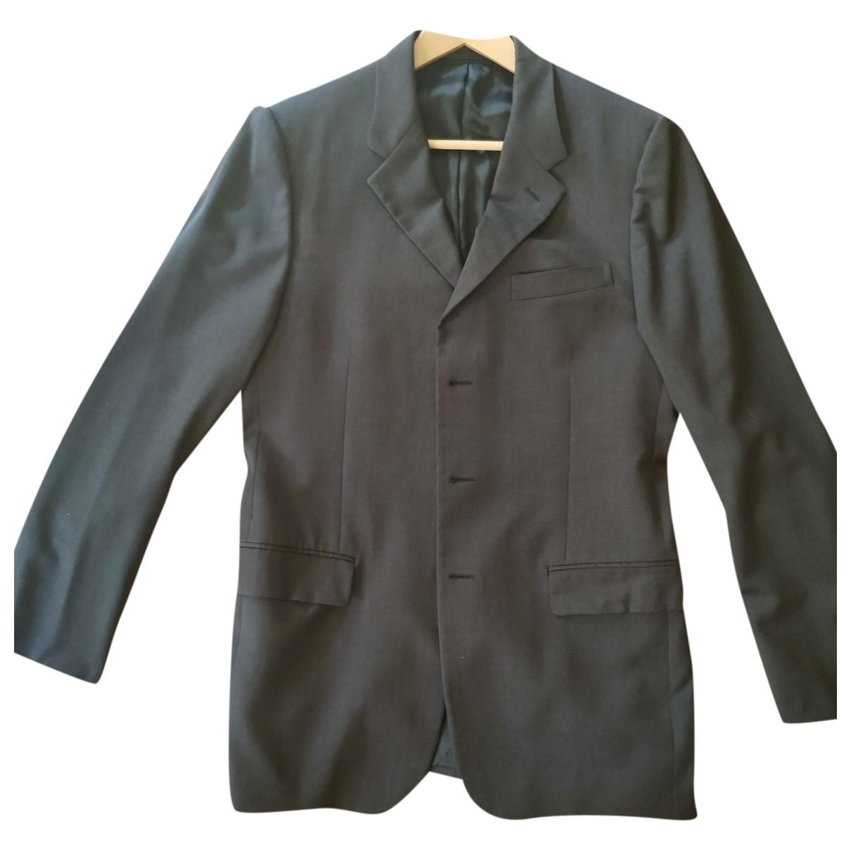 Prada \N Grey Wool Suits for Men 52 IT