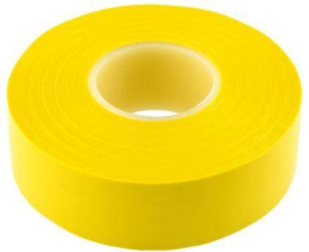 Thomas & Betts Yellow Hook & Loop Tape, 4.572m x 19.05 mm