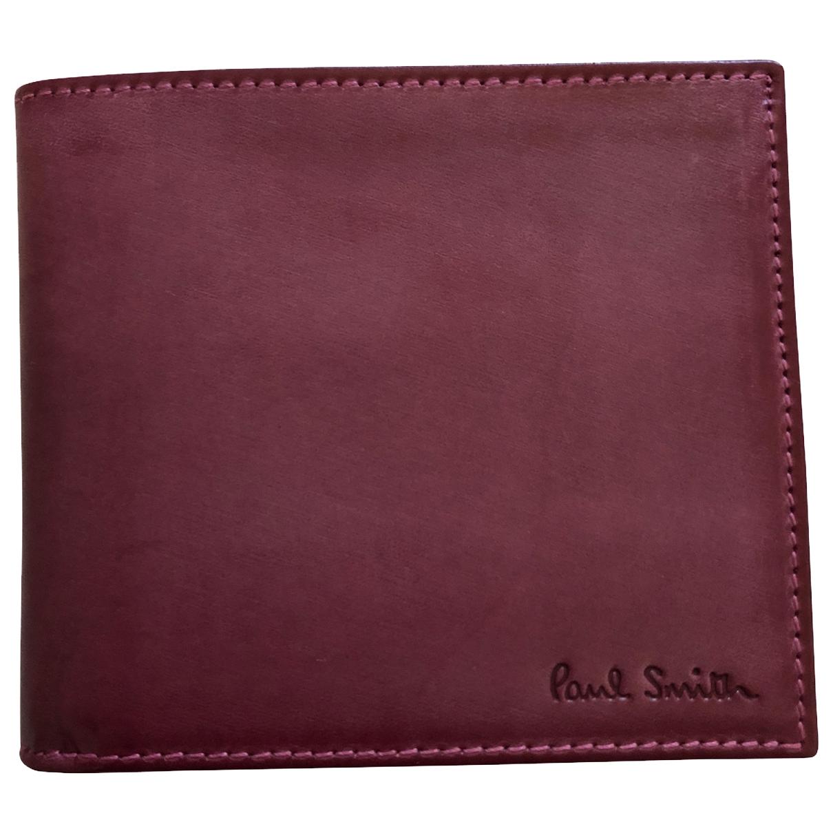 Paul Smith - Petite maroquinerie   pour homme en cuir