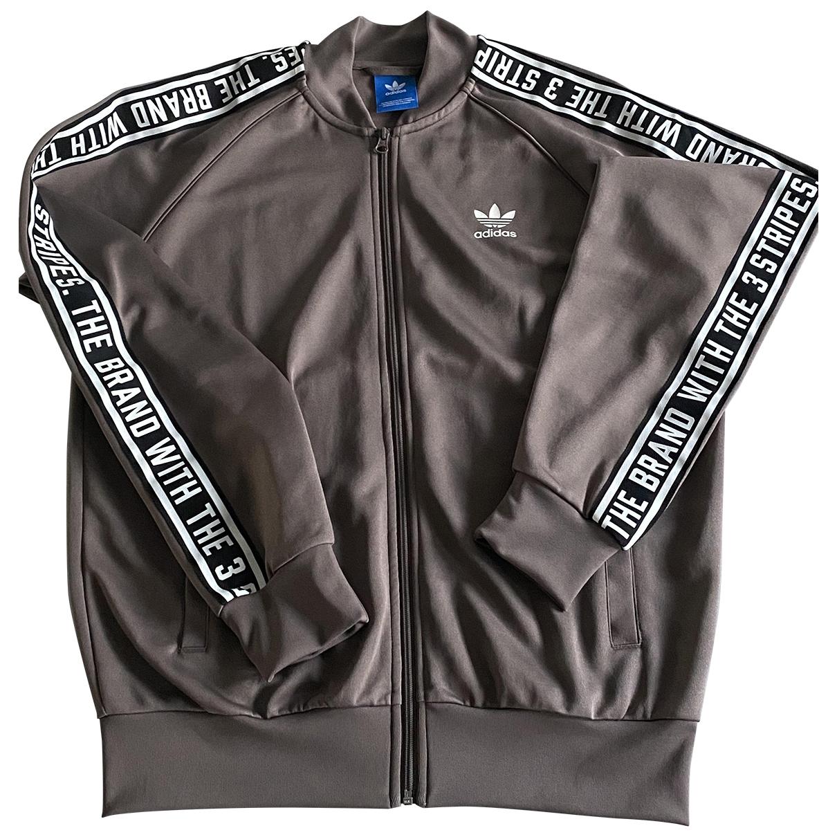 Adidas - Vestes.Blousons   pour homme - beige