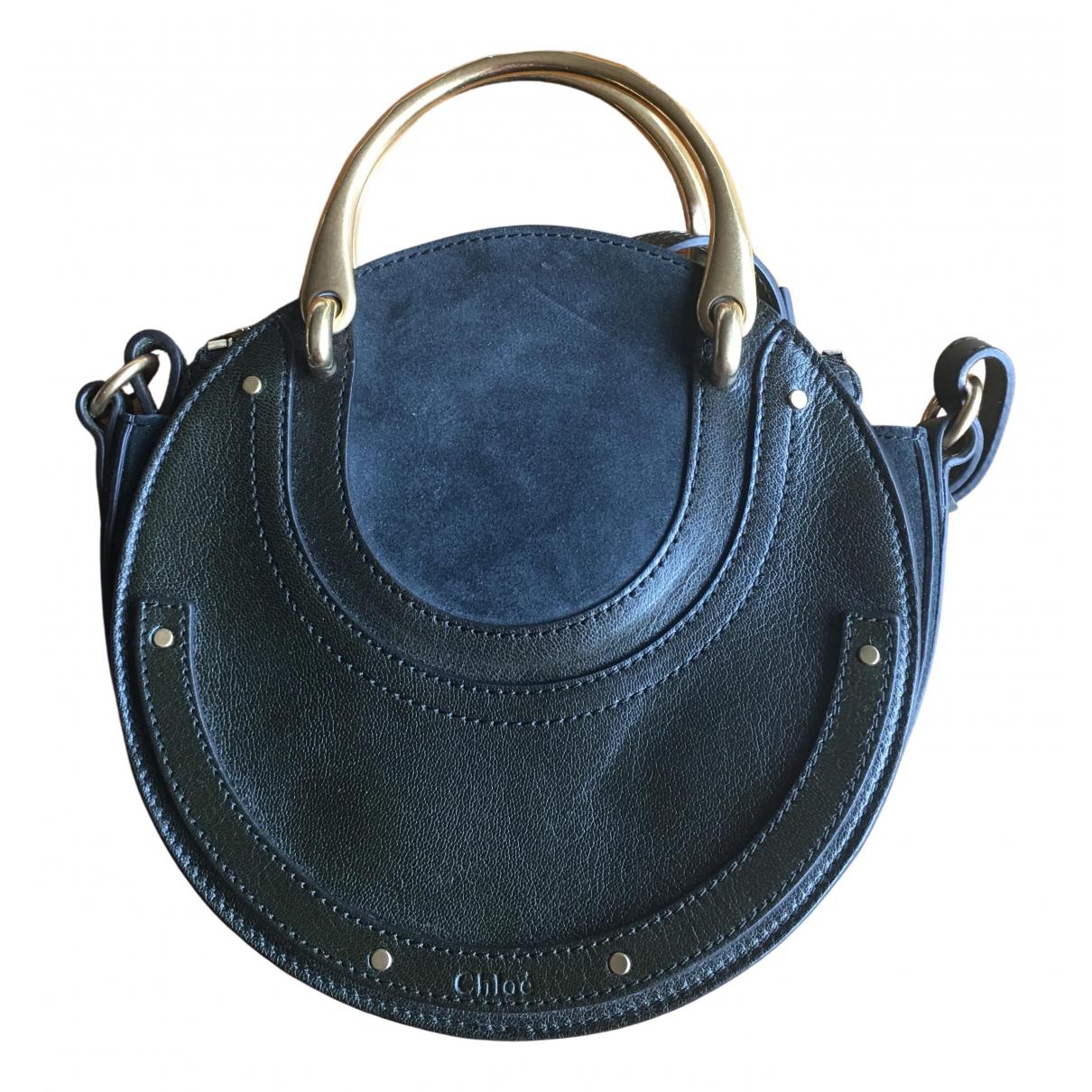 Chloé Pixie Khaki Leather handbag for Women N