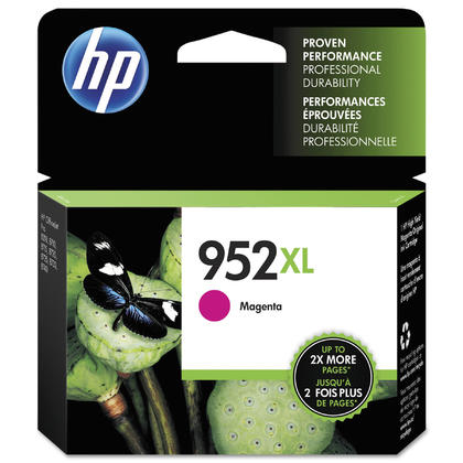 HP 952XL L0S64AN Original Magenta Ink Cartridge High Yield