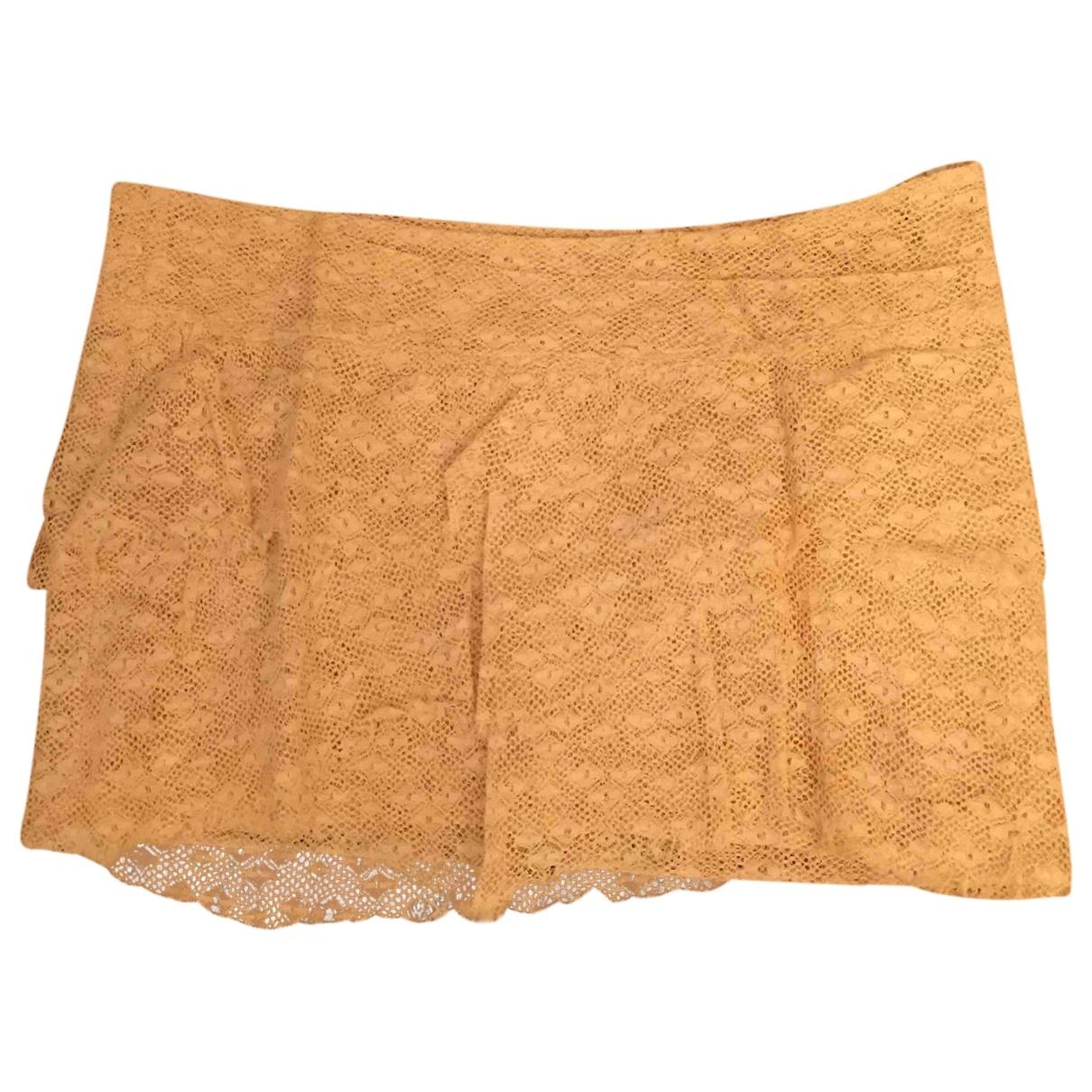 Iro - Jupe   pour femme en coton - ecru