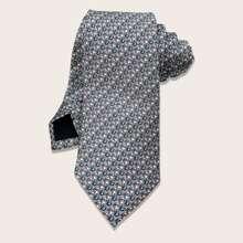Men Star Pattern Tie