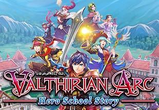Valthirian Arc: Hero School Story Steam CD Key