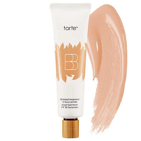 tarte BB Tinted Treatment 12-Hour Primer Broad Spectrum SPF 30 Sunscreen, One Size , Beige