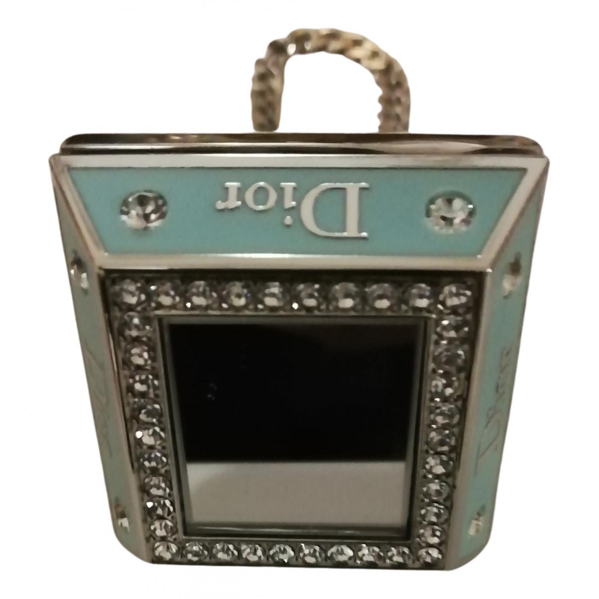 Dior \N Taschenschmuck in  Silber Metall