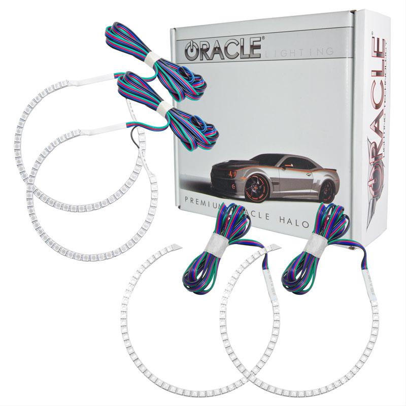 Oracle Lighting 2643-334 Dodge Avenger 2008-2014 ORACLE ColorSHIFT Halo Kit