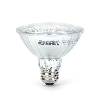 Ampoule DEL PAR30 11W équivalent 70W E26 dimmable 3000K 820 Lumens 38º de diffusion intér/extér