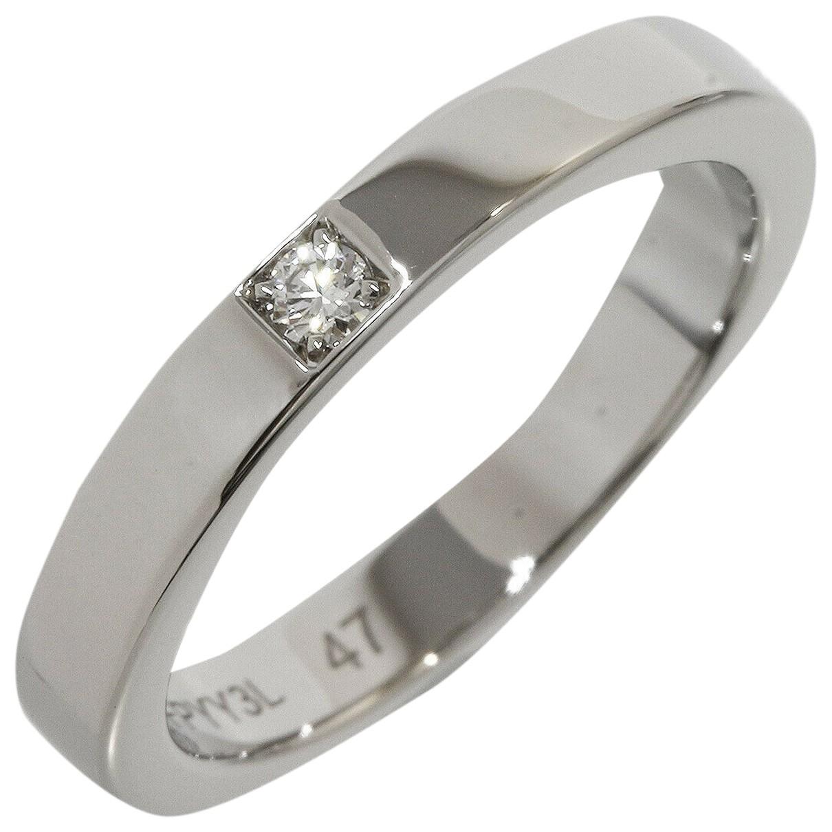Bvlgari \N Ring in  Silber Platin