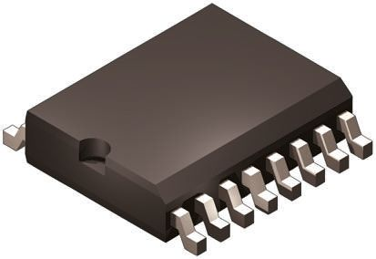Analog Devices ADM2487EBRWZ, Line Transceiver, EIA/TIA-485-A/ ISO-8482-E/ RS-422/ RS-485, 16-Pin SOIC W