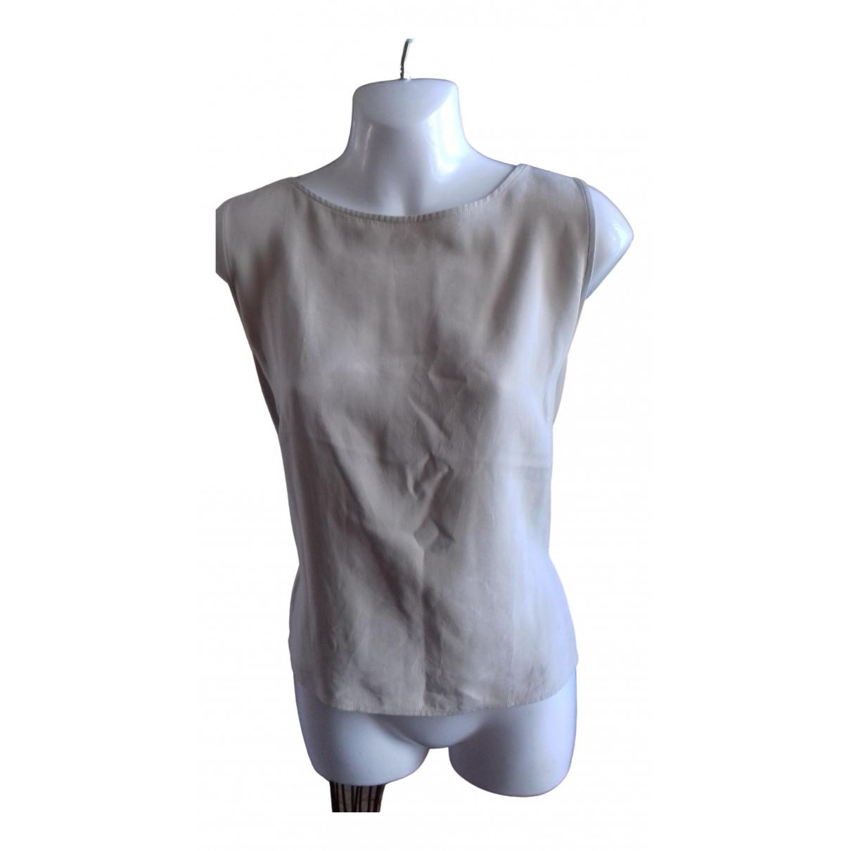 Camiseta sin mangas de Seda Non Signe / Unsigned