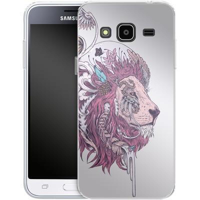 Samsung Galaxy J3 (2016) Silikon Handyhuelle - Unbound Autonomy von Mat Miller