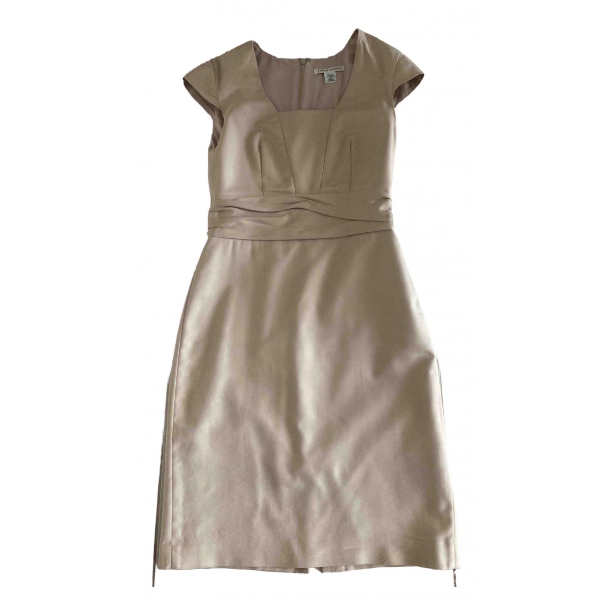 Banana Republic - Robe   pour femme en coton - beige