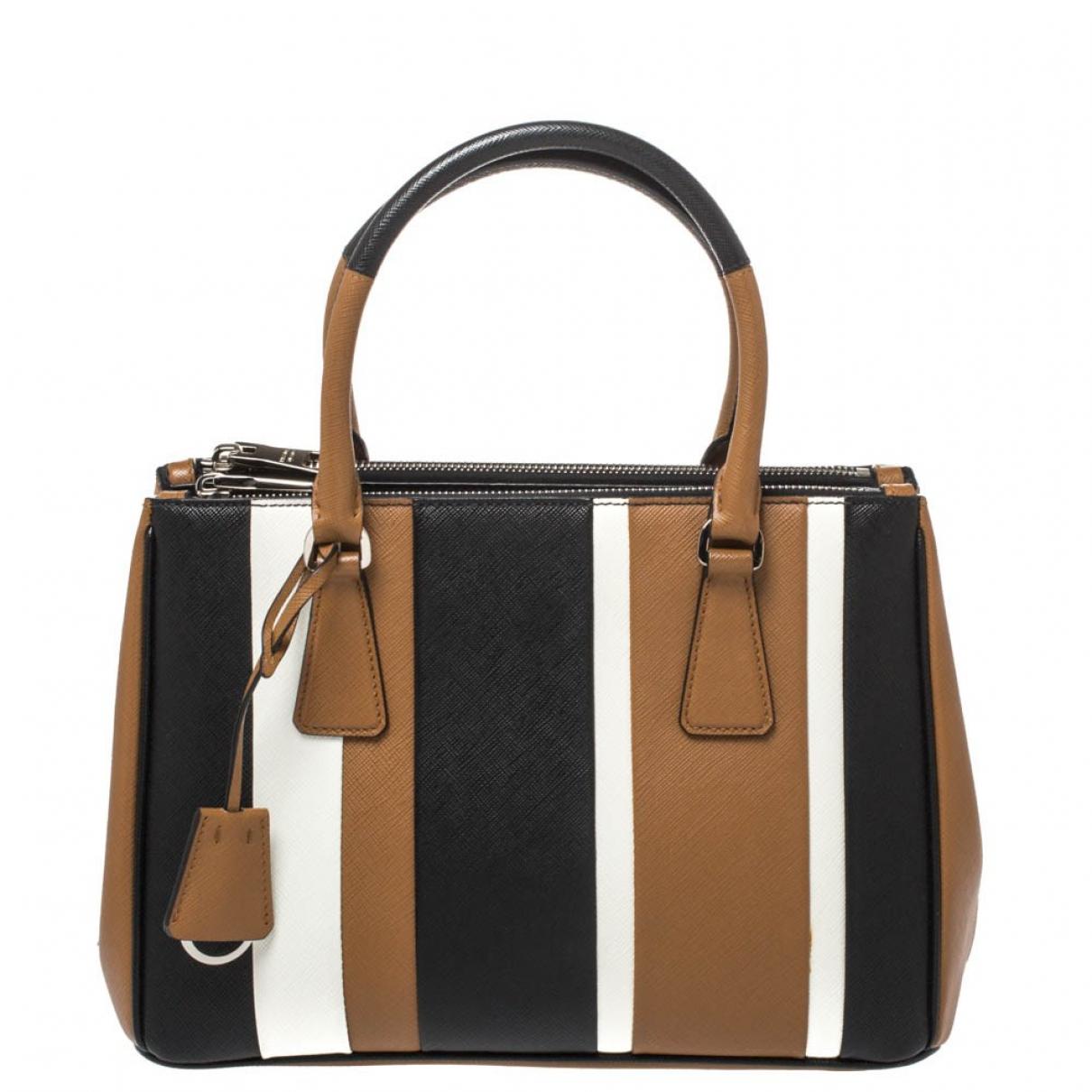 Prada saffiano  Leather handbag for Women N