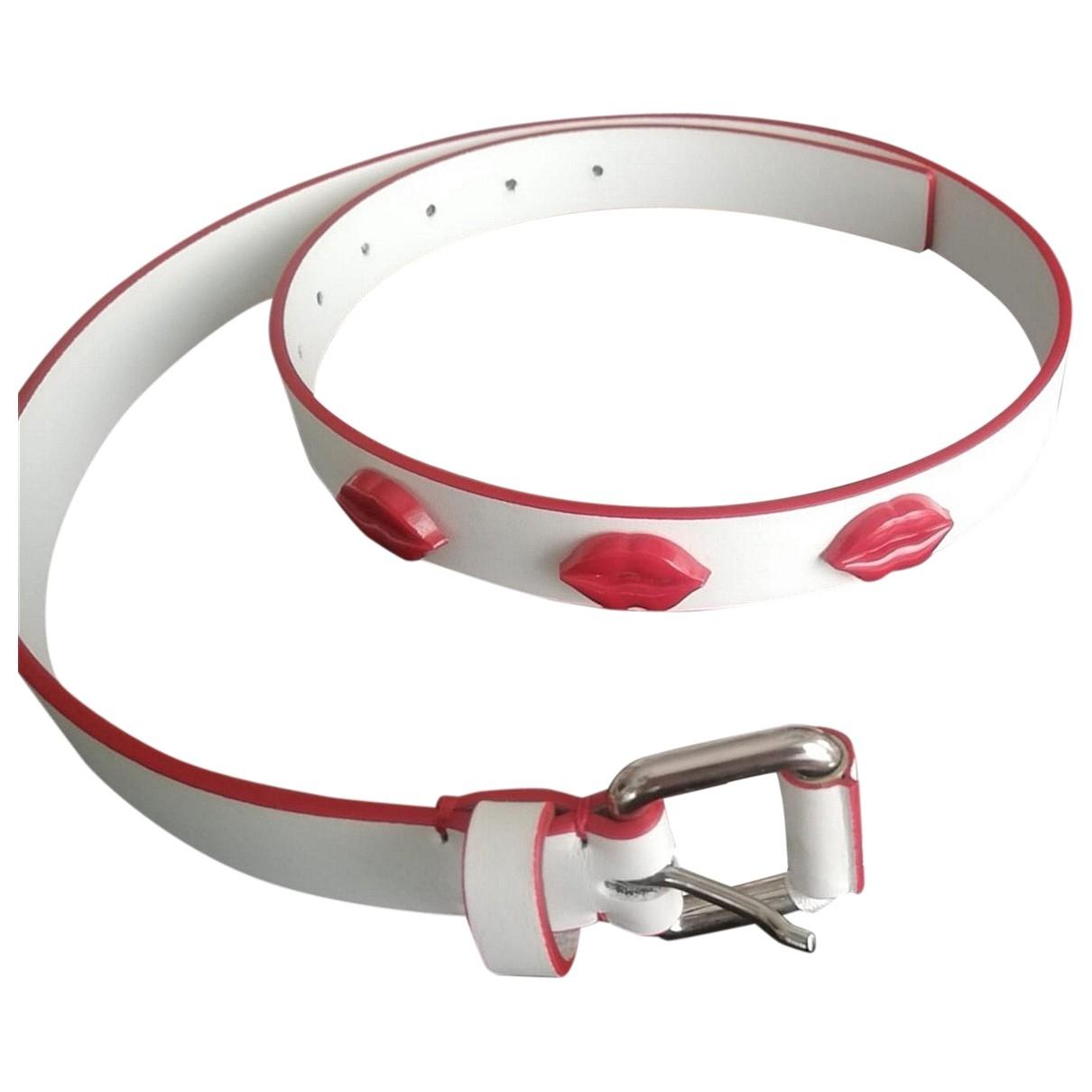 Cinturon de Cuero Parosh