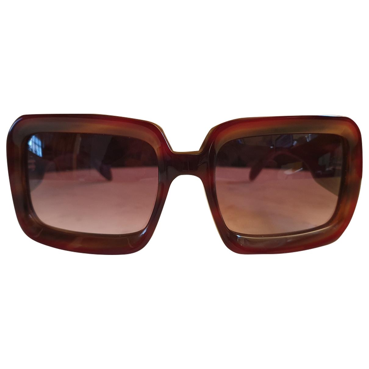 Gafas oversize Carolina Herrera