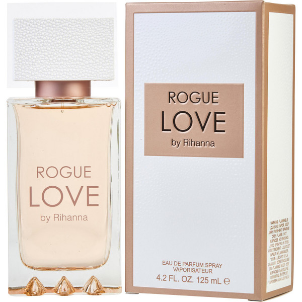Rogue Love - Rihanna Eau de parfum 125 ML