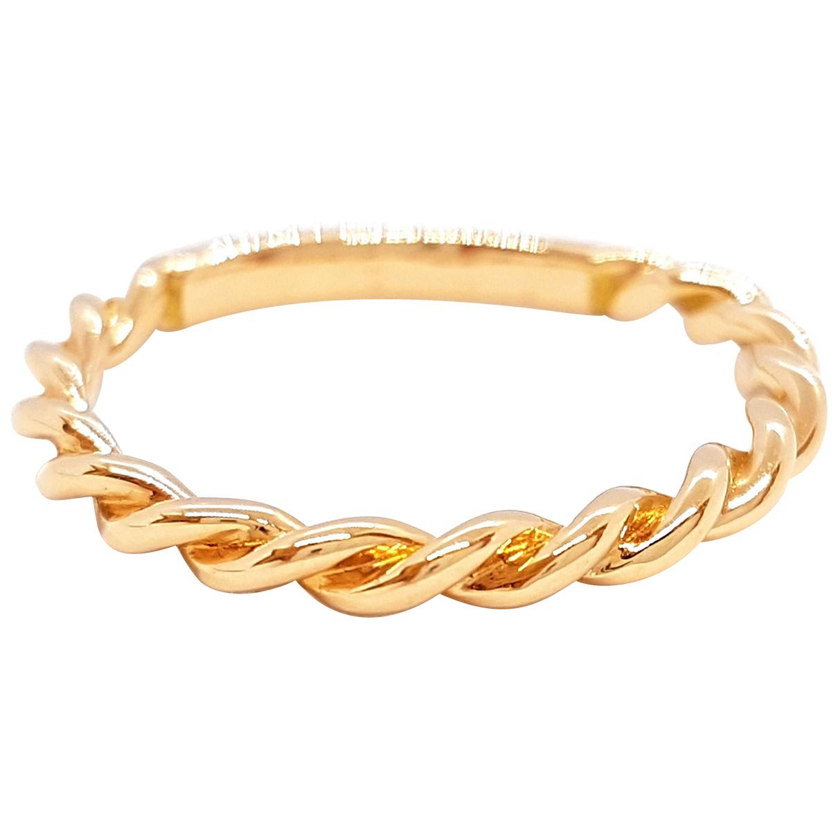 Autre Marque - Bague   pour femme en or rose - dore