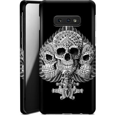 Samsung Galaxy S10e Smartphone Huelle - Skull Spade von BIOWORKZ