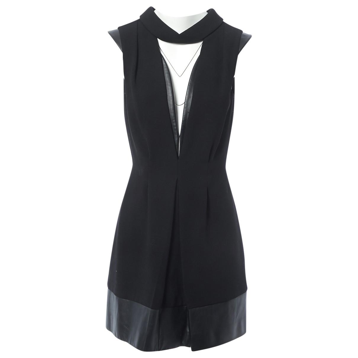 Christopher Kane \N Black Wool dress for Women 10 UK