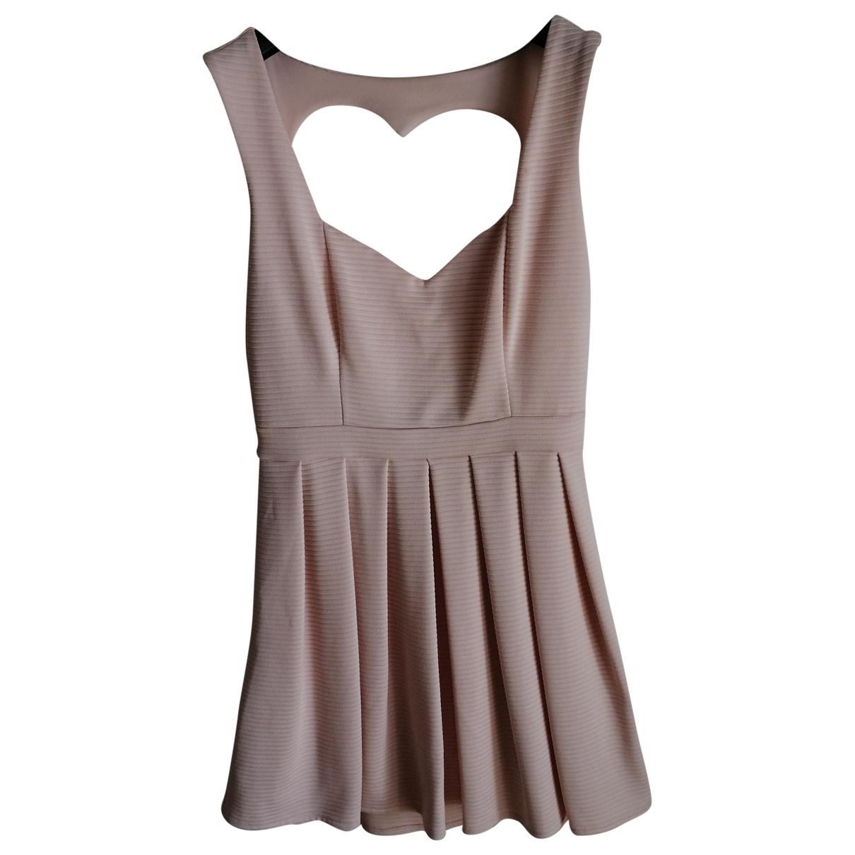 Topshop - Robe   pour femme en coton