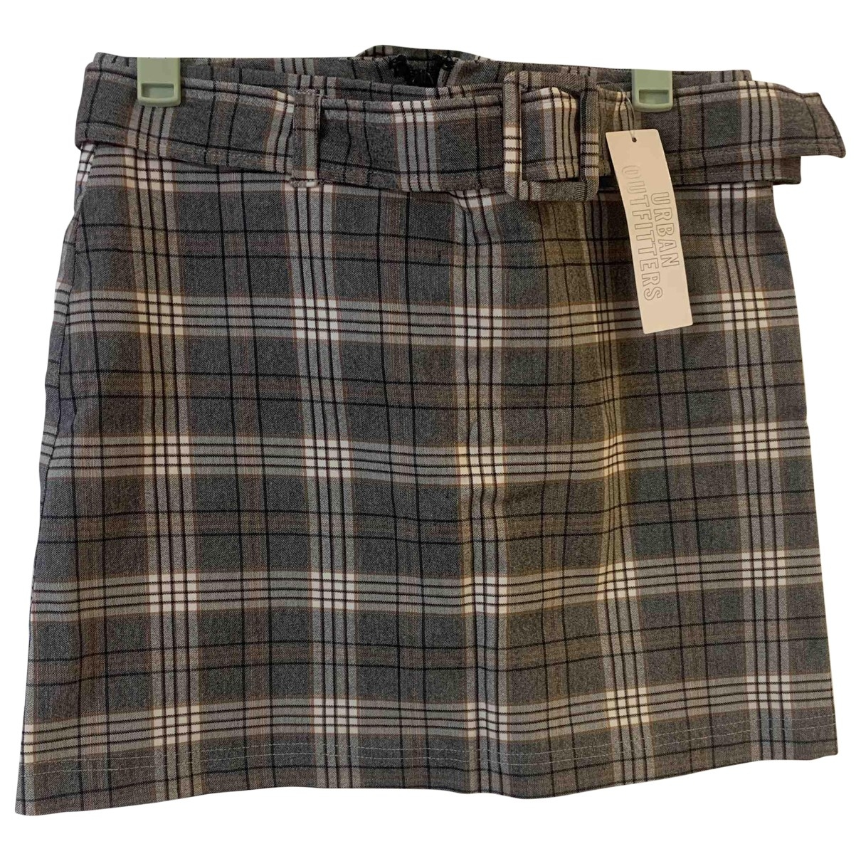 Urban Outfitters \N Rocke in  Grau Polyester