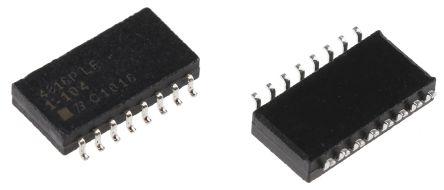Bourns Isolated Resistor Array 100kΩ ±2% 8 Resistors, 1.28W Total, SOM package 4800P Standard SMT (5)