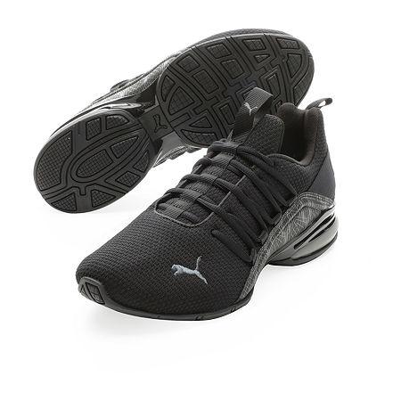 Puma Axelion Mens Training Shoes, 10 Medium, Black