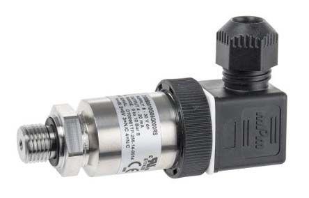 Gems Sensors Pressure Sensor for Various Media , 25bar Max Pressure Reading Analogue
