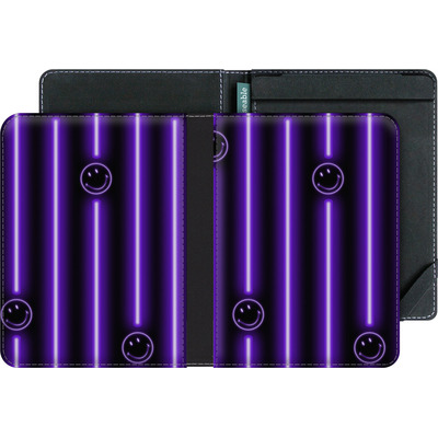tolino vision 3 HD eBook Reader Huelle - Electro Nights von Smiley®